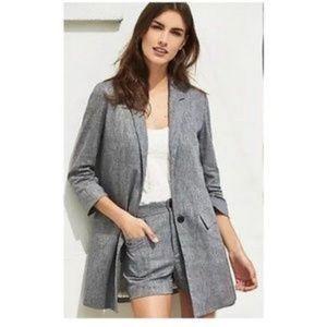 Cartonnier Long Grey Blazer S